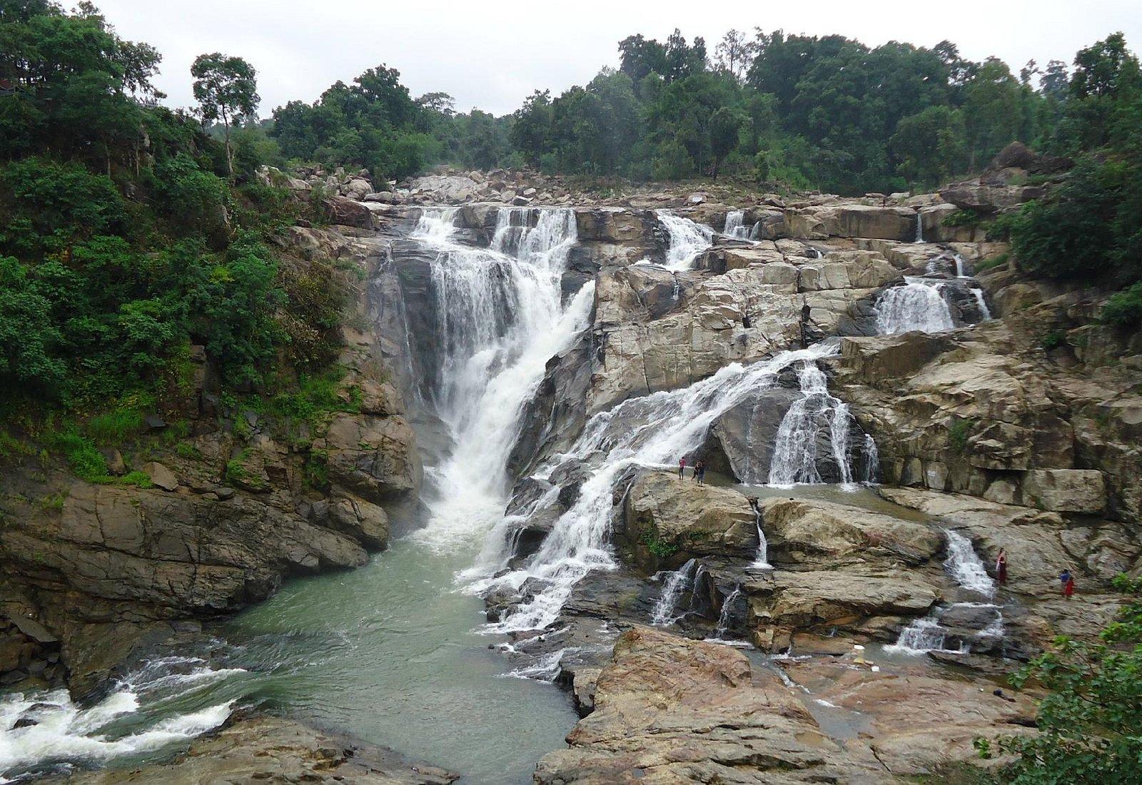 Dasam Falls, Ranchi, India