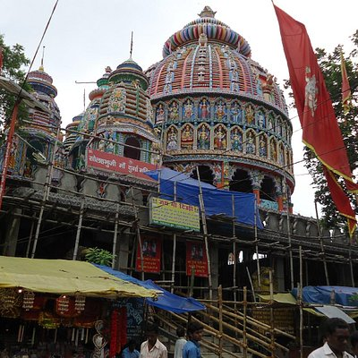 The Chinna Masta Temple in Hazaribagh