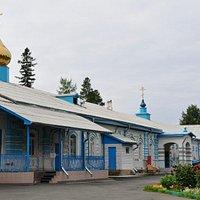 Храм Успения Божией Матери