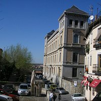 Edificio de la Diputación