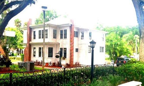 Bethune Foundation (Mary Mcleod Bethune's home)