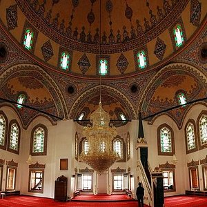 İnside the Mosque