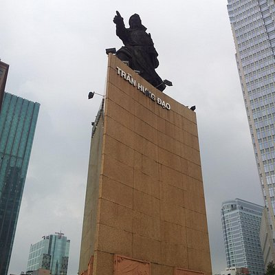 Tran Hung Dao Monument