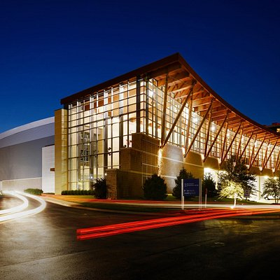 Front Side of the Branson Convention Center