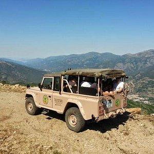 Rutas y Excursiones guiadas en 4x4 por el Valle del Jerte