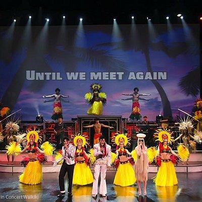 The largest Hawaiian show in Waikiki!