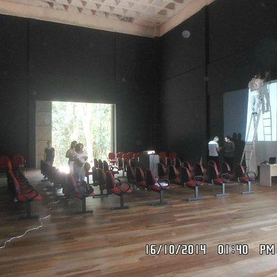 Teatro da Escola de Dança da UFBA.