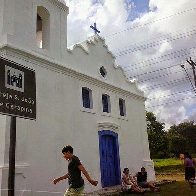 Capela São João Batista...Carapina