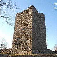 Tori di Popiglio: Torre nord