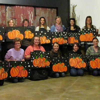 Happy Little Pumpkins for Halloween!