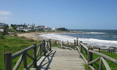 Praia em La Barra