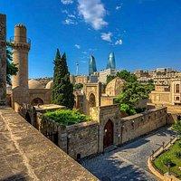 The Shirvanshsahs Palace