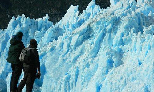 """Laguna San Rafael, un Glaciar mil veces visto que luce como si fuera la primera vez"", Marcelo I"