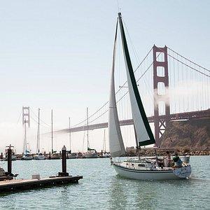 Come sail San Francisco Bay!