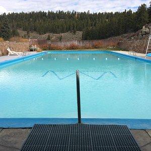 Hot Springs Pool