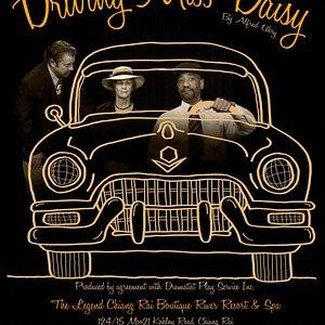 Driving Miss Daisy   Winner of the Pulitzer Prize and Best Picture Academy Award, Alfred Uhry'