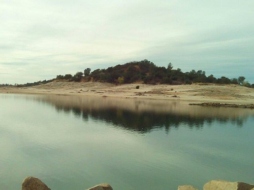 Water Kevel so low.