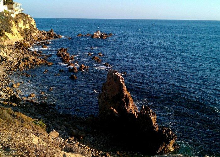 とにかく青い海