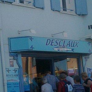 desclaux vente anchois