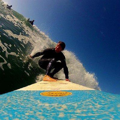 Alex/Surfing:-)