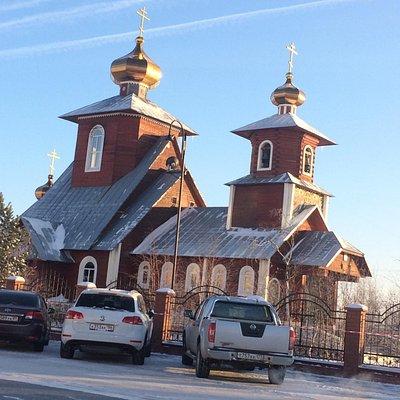 Собор св. Серафима Соровского