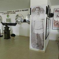 Fotos de craques do passado do futebol alagoano
