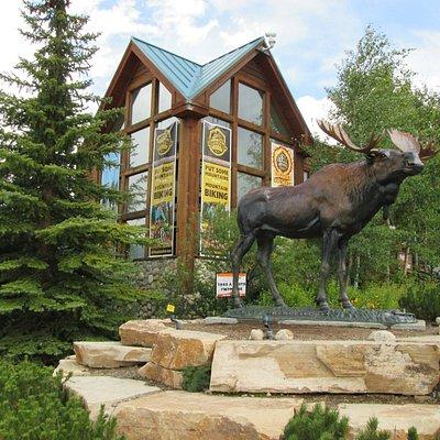 Visitor Center in Winter Park Colorado