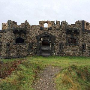 Le Fort de face