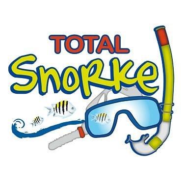 Logotipo Total Snorkel