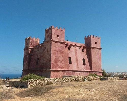 La Torre de Santa Agata o Torre Roja