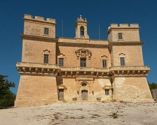 Frente del Castillo