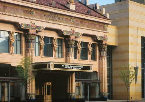 Peery's Egyptian Theater Ogden, UT