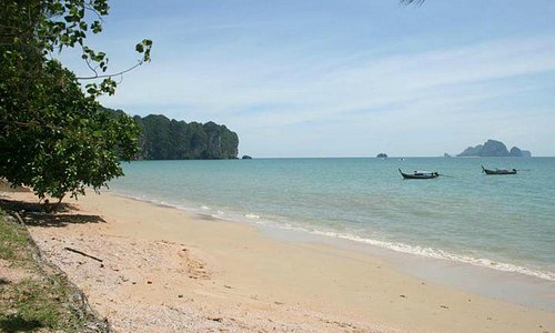The Ao Nang Beach