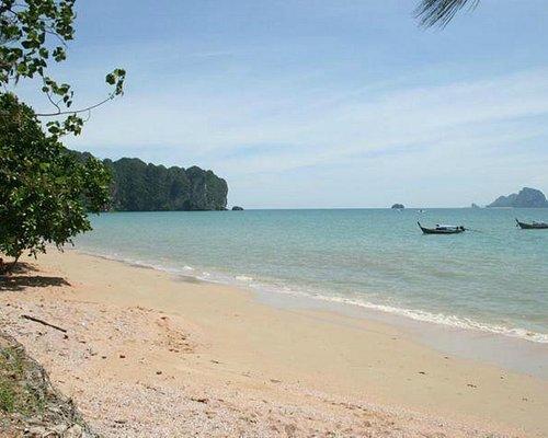 The Ao Nang Beach