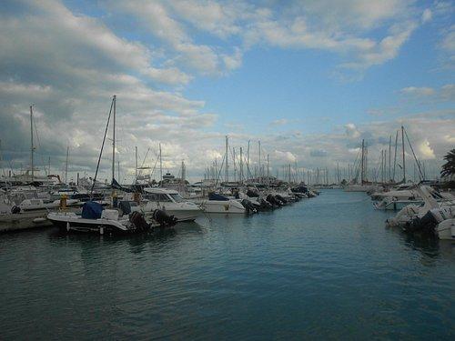 porto turistico barche