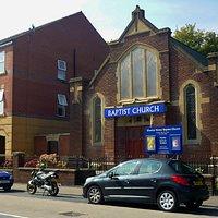 Chester Street Baptist Church, Wrexham