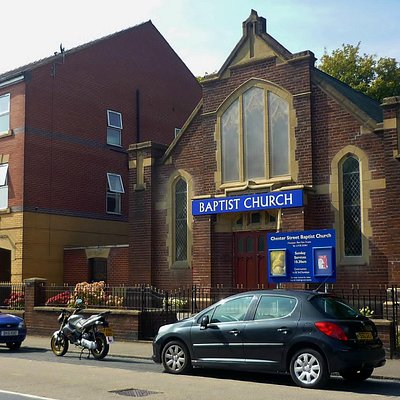 Chester Street Baptist Church, Wrexham