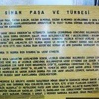 Koca Sinan Paşa Türbesi