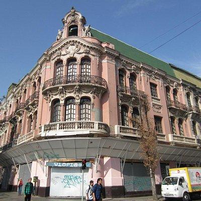 Confiteria Torres - Calle Dieciocho - Santiago