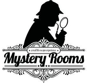 Mystery Rooms Logo