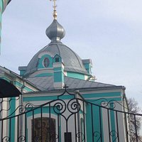 Храм Архангела Михаила в Летово