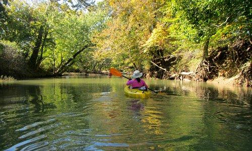 West Chickamauga Creek