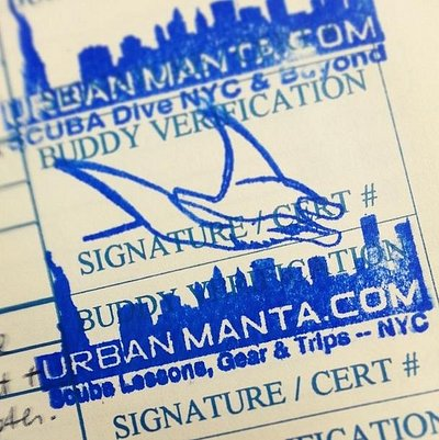 Urban Manta Stamp of Much Approval!