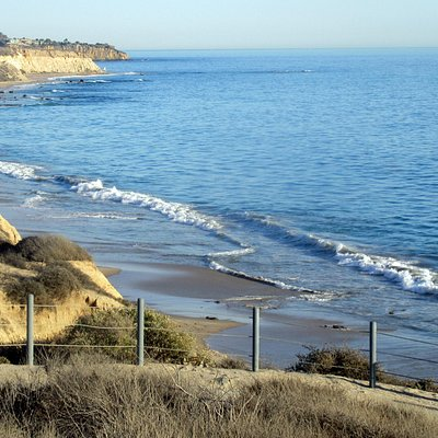 Crystal Cove State Park, Orange County Coast, Ca
