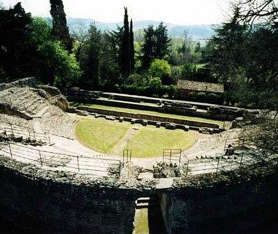 Il Teatro Romano di Falerone
