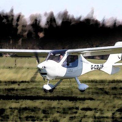 Fly a 120mph Ultralight Aircraft!
