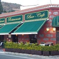 Fachada del restaurante Rincon Casa Antonio