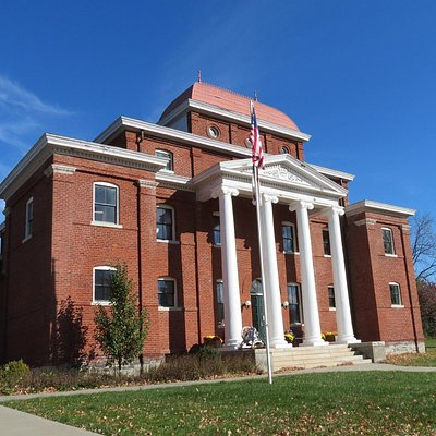 Museum housed in old Ashe County Courthouse