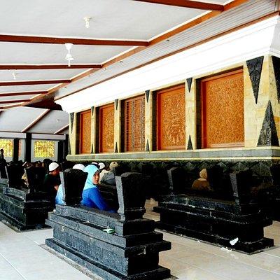 Makam Utama tempat Sunan Kalijaga di semayamkan