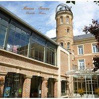 Casa-Museu de Júlio Verne - Amiens, França
